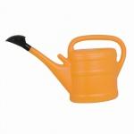 Gießkanne 10 Liter aus Kunststoff Orange