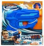 Hasbro Super Soaker Alpha Fire Wasserpistole mit 3 facher Wasserstrahl
