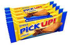 Leibniz PiCK UP! Choco, 4er Pack (4x 140 g Packung)