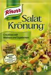 Knorr Salatkrönung Croutinos mit Walnuss und Sojakernen, 10er Pack