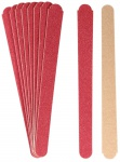 Titania Sand-Nagelfeilen Holzqualität 10 Stück