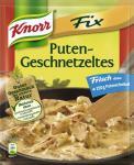 Knorr Fix für Puten-Geschnetzeltes, 12er Pack (12 x 36 g)