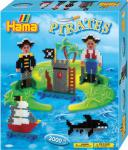 HAMA Geschenkpackung Piraten 3.000 Stück 1Set