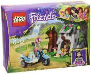 Lego Friends 41032 - Erste Hilfe Dschungel-Bike