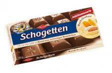Schogetten Mandelkrokant, 15er Pack (15 x 100 g)