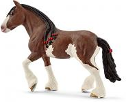 Schleich 13809 - Spielzeugfigur - Clydesdale Stute
