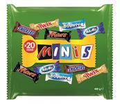 Mixed Minis, 4 Packungen (4 x 400 g)