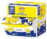 Kraft - Salatmayonnaise Classic 51% Portionsbeutel - 100x20ml/2l