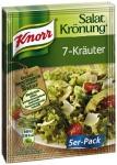 Knorr Salatkrönung 7 Kräuter klarer Salatdressing 10g 5x5er Pack