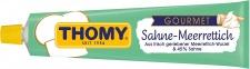 Thomy Meerrettich Gourmet-Sahne Mild, 12er Pack (12 x 190 g Tube)