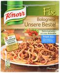 Knorr Fix Bolognese Unsere Beste, 12er Pack (12 x 42g)