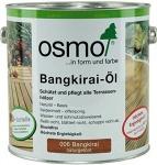 Bangkirai-Öl 006 3L Schützt und pflegt alle Terassenhölzer auf Naturöl basis