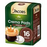 Jacobs Krönung Crema Pads Kräftig 16er
