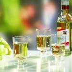 20 Stiel-Gläser für Weisswein, PS 0, 1 l Ø 5, 1 cm · 8, 5 cm glasklar einteilig
