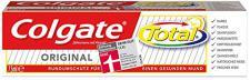 Colgate Total Original Zahnpasta, 6er Pack (6 x 75 ml)