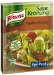 Knorr Salatkrönung Paprika Kräuter für jeden Salat 10g 5x5er Pack