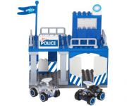 Big 800057053 - Playbig Bloxx Bobby Car Polizeistation