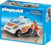 PLAYMOBIL 5543 - Notarzt-Fahrzeug