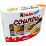 Kinder Country 9 x 24g