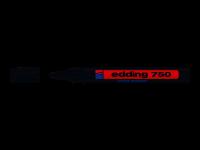 Edding Paintmarker Lackmarker 750 2-4mm 750BLICRE silber Blister