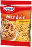 Dr. Oetker Mandeln gesplittert, 5er Pack (5 x 100 g)