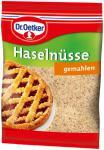 Dr. Oetker Haselnüsse gemahlen 100g, 5er Pack (5 x 100 g)