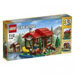 LEGO Creator 31048 - Hütte am See