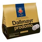Dallmayr Kaffeepads prodomo, Arabica Kaffee Pad, Vollendeter Spitzenkaffee, 16 Pads