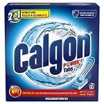 Calgon 3in1 Tabs Wasserenthärter gegen Kalk & Schmutz in der Waschmaschine