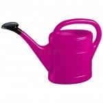 Gießkanne 10 Liter aus Kunststoff lila