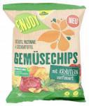 Kühne Enjoy Gemüsechips Rote Bete, Pastinake & Süßkartoffel mit Kräutern verfeinert