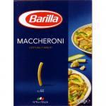 4x Barilla Nudeln 'Maccheroni' n.44, 500 g