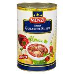Menzi Terrine Culinaire Kessel Gulasch-Suppe tafelfertig 6x 4, 2 l