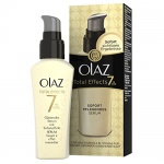 Olaz Total Effects 7-in-1 Glättendes Serum, Pumpe, 1er Pack (1 x 50 ml)