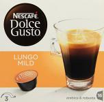 Nescafe Dolce Gusto Caffe Lungo mild 96 g 16 Tassen, 3er Pack (3 x 96 g)