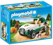 PLAYMOBIL 6812 - Förster-Pickup