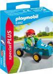 PLAYMOBIL 5382 - Junge mit Kart
