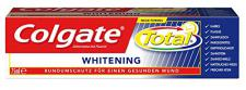Colgate Total Whitening Zahnpasta, 6er Pack (6 x 75 ml)