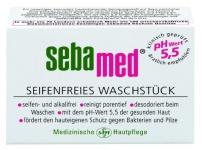 Sebamed seifenfreies Waschstück 150g