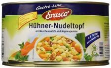 Erasco Hühner-Nudeltopf, 1er Pack (1 x 4.5 kg)