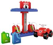 Big 800057052 - Playbig Bloxx Bobby Car Tankstelle