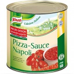 Knorr Pizzasauce Napoli 344, 1er Pack (1 x 2.6 kg)