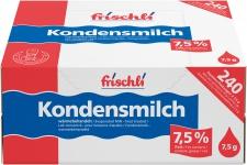 Frischli Kondensmilch 7, 5% feiner Geschmack und hohe Weißkraft 1800g