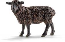 Schleich 13785 - Schaf, Tier Spielfigur, schwarz