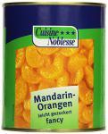 Cuisine Noblesse Mandarin-Orangen gezuckert, 2er Pack (2 x 820 g)