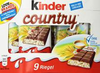 Ferrero Kinder Country VE9, 211, 5g