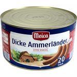 Meica Dicke Ammerländer 2, 3kg 20 Stück