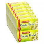 Teekanne Kamille-Fenchel 12er Pack