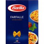 4x Barilla Nudeln 'Farfalle' n.65, 500 g