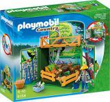 "PLAYMOBIL 6158 - Aufklapp-Spiel-Box "" Waldtierfütterung"""